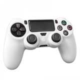 PS4 Controller Silicone Sleeve White
