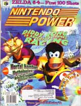 Nintendo Power Volume 103 Diddy Kong Racing