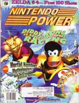 Nintendo Power Volume 103 Diddy Kong Racing