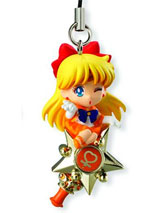 Sailor Moon Twinkle Dolly Mascots Sailor Venus