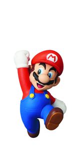 Super Mario Bros Wii Mario Series 1 Figure