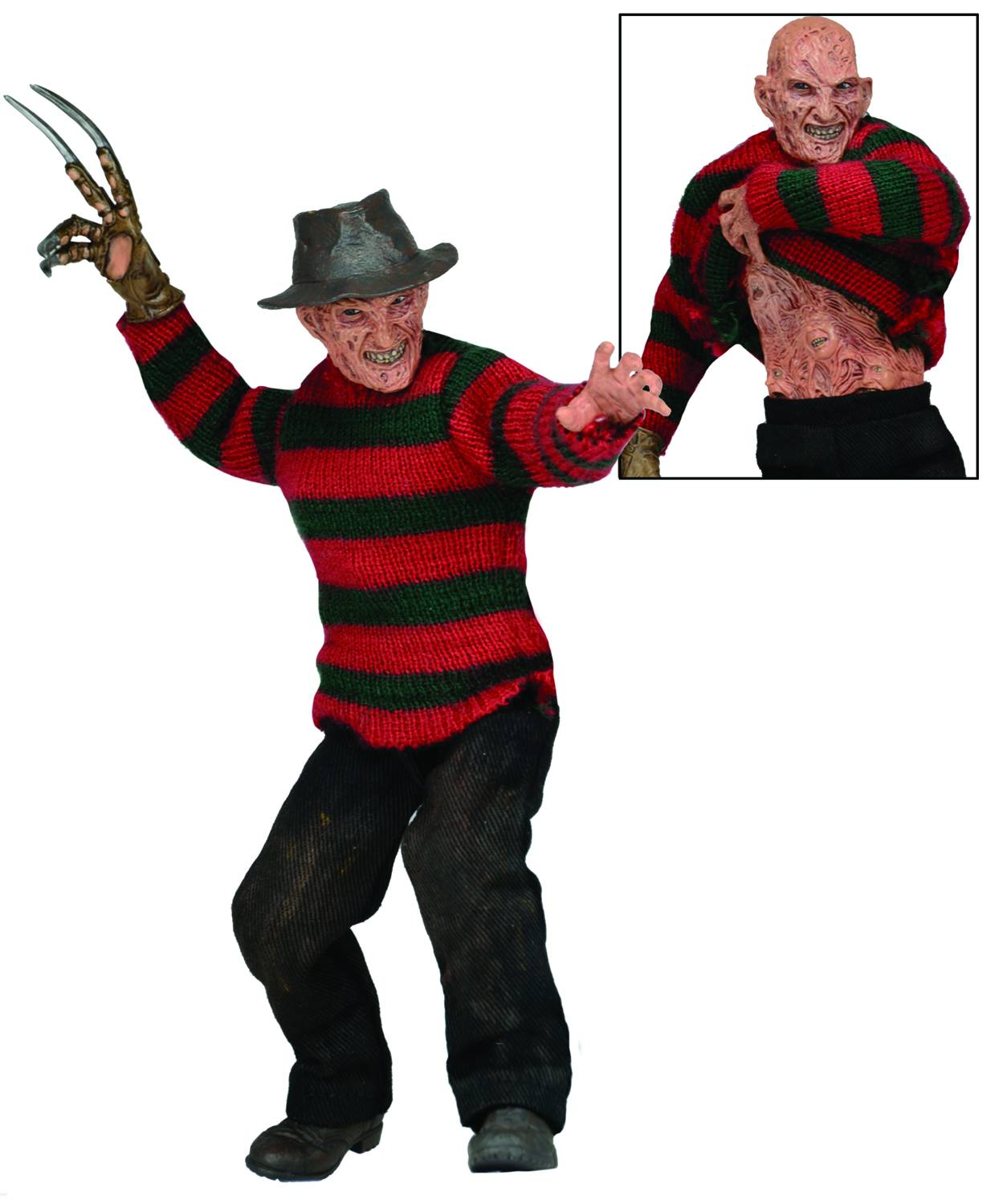 Nightmare on Elm Street 3 Freddy Clothed 8