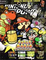 Nintendo Power Volume 185 Paper Mario: The Thousand Year Door