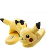 Pokemon Pikachu Unisex 3D Plush Slippers Extra Large