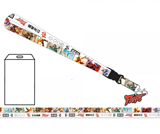 Street Fighter Fight Lanyard