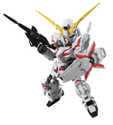 Gundam Unicorn NXEDGE Style Destroy Mode Figure
