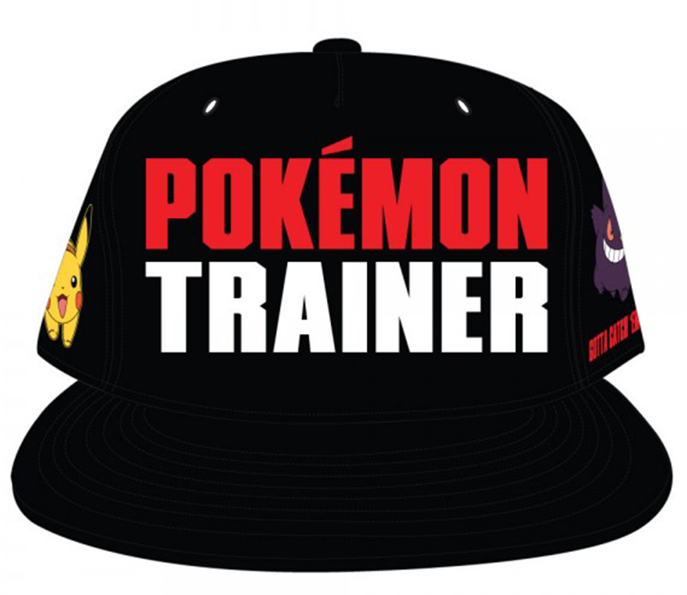 Pokemon Color Omni Snapback