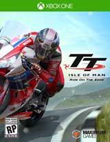 XB1 TT Isle Of Man: Ride On The Edge Boxart