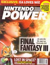 Nintendo Power Volume 208 Final Fantasy III