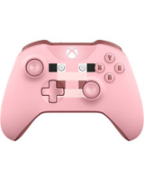 Xbox One Wireless S Minecraft Pig Controller