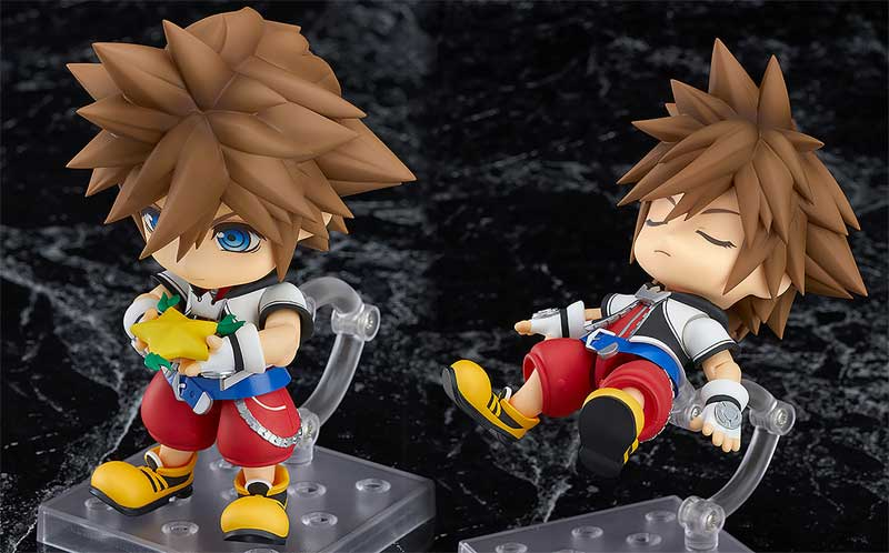 Kingdom Hearts Sora Nendoroid additional screenshots