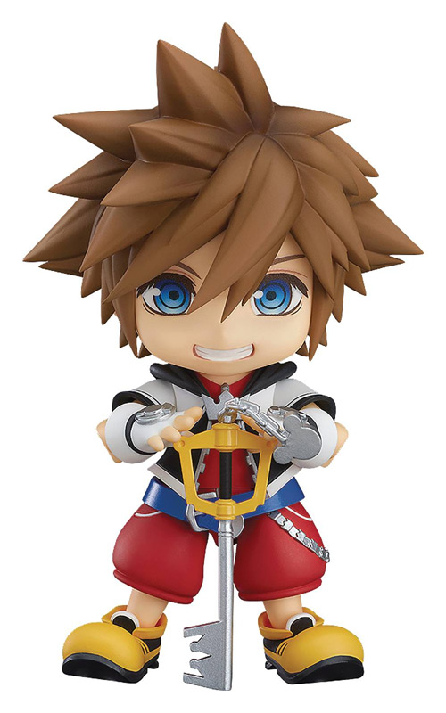 Kingdom Hearts: Sora Nendoroid