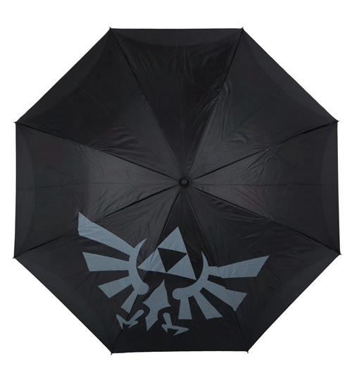 Legend of Zelda Reverse Folding Umbrella