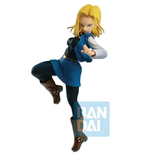 Dragon Ball FighterZ Android 18 Figure