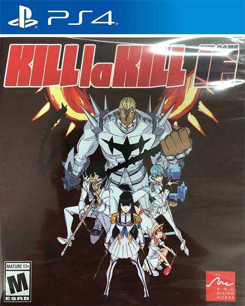 Kill la Kill The Game: IF