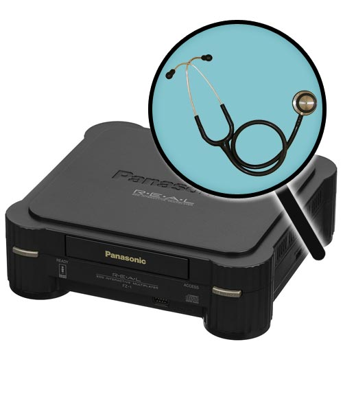 3DO Repairs: Free Diagnostic Service