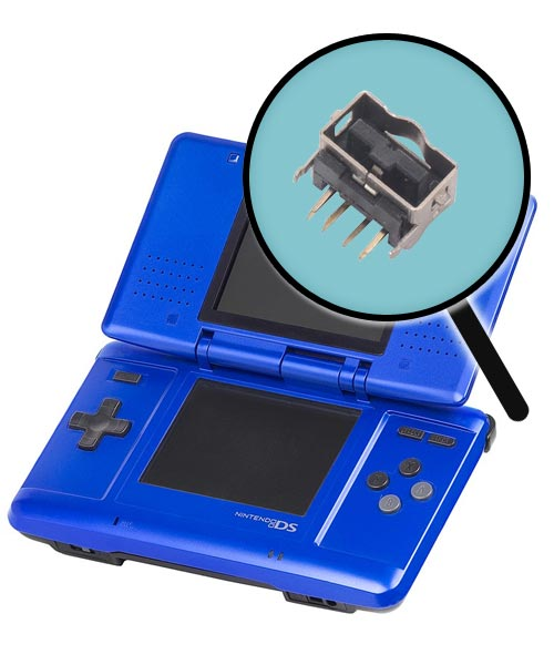 Nintendo DS Repairs: Charging Port Replacement Service