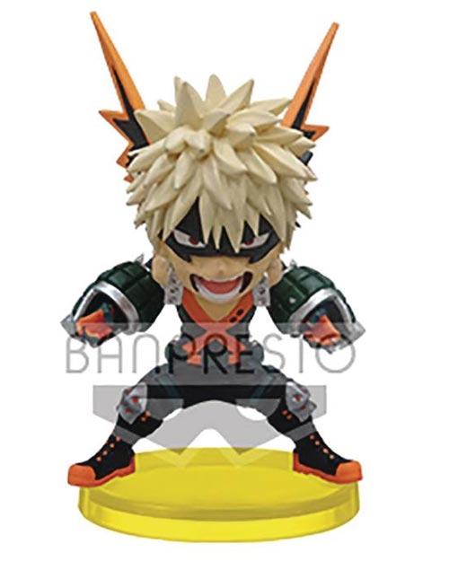 My Hero Academia World Collectible Mini Figures BMB