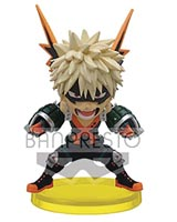 My Hero Academia World Collectible Mini Figures BMB