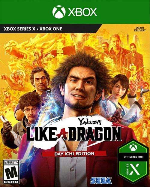 Yakuza: Like A Dragon Day Ichi Edition
