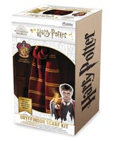 Harry Potter Gryffindor Scarf Knit Kit