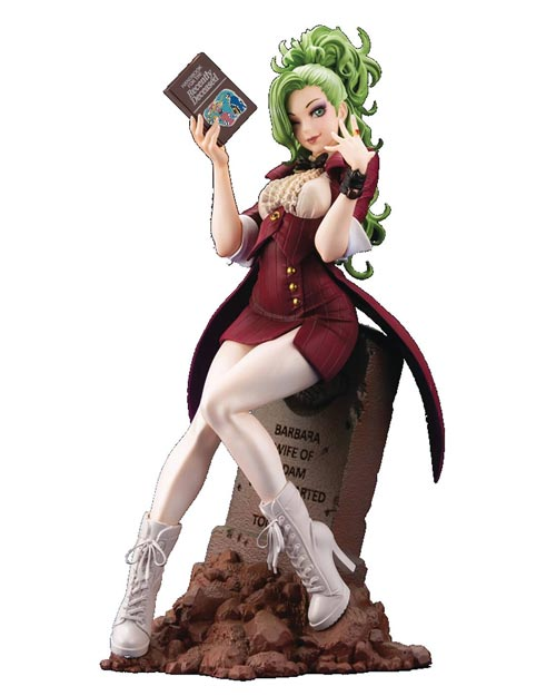 Beetlejuice Red Tuxedo Limited Edition Bishoujo Statue