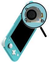Nintendo Switch Lite Repairs: Internal Fan Replacement Service