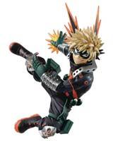 My Hero Academia The Amazing Heroes Volume 14 Bakugo Figure