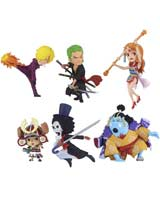 One Piece World Collectible New Series 1 Blind Bag Figure