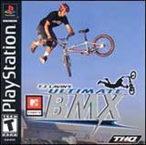 MTV Sports TJ Lavins Ultimate BMX