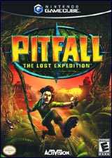 Pitfall: Lost Expedition