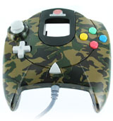 Dreamcast Controller Camouflage by Sega