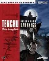Tenchu Return from Darkness Offical Strategy Guide