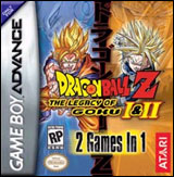 Dragon Ball Z: The Legacy of Goku I & II
