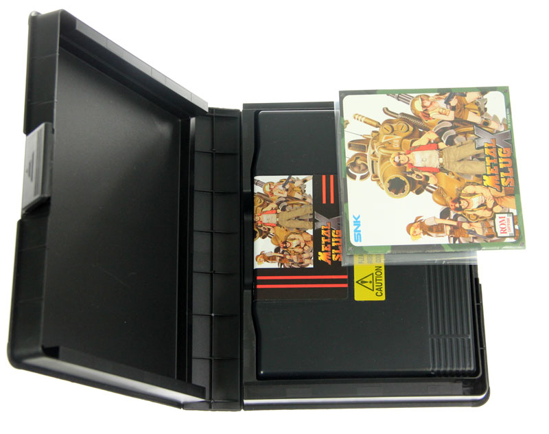 image of Metal Slug X for Neo Geo