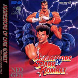 Aggressors of Dark Kombat (CD)