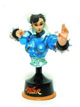 Street Fighter Chun Li Collectors Bust (Pearl Blue Version)