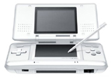 Nintendo DS Replacement Case (White)