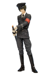 Togainu No Chi - True Blood: Akira Military Uniform PVC Statue & CD Set