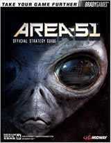 Area 51 Official Strategy Guide
