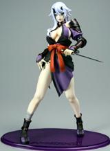 Queen's Blade: Excellent Model - Shizuka PVC Statue