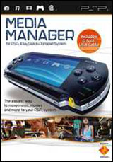 PSP Media Manager by Sony