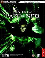 Matrix: Path of Neo Official Strategy Guide Book
