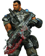Gears of War: Dominic Santiago 7 Inch Action Figure