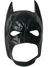 Dark Knight Rises Batman 3/4 Adult Mask