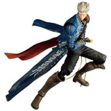 Devil May Cry 3 Play Arts Kai Vergil Action Figure