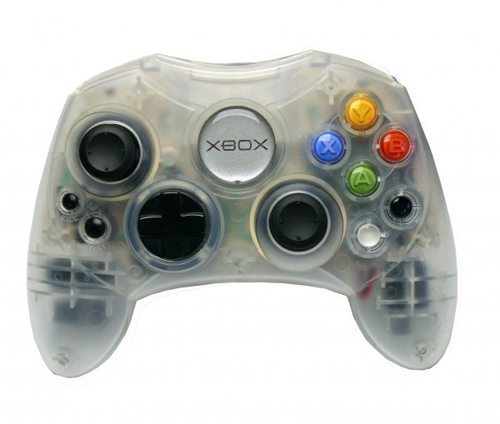 Xbox Controller S Crystal by Microsoft