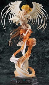 Oh My Goddess! Belldandy with Holy Bell PVC Figure