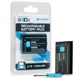 3DS Wii U Rechargable Battery Pack Replacement
