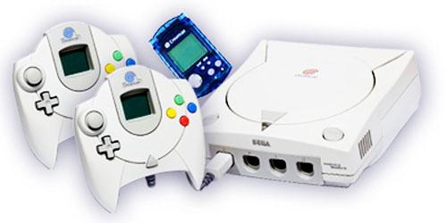 Sega Dreamcast Starter Pack